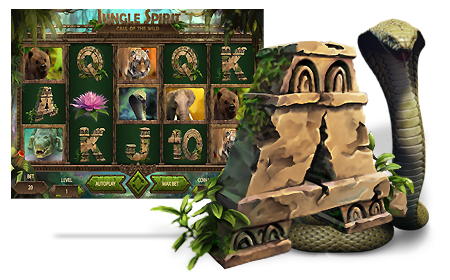 Jungle Spirit Call Of The Wild Review By Netent Omni Slots